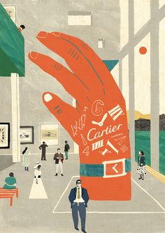 Cartier Project on Behance