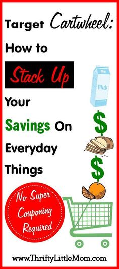 Target is one of the few places you really stack coupons, deals and % off without too much work. Check out all the ways you can save serious money at Target that you may not have known about.