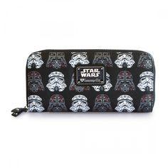 Loungefly x Sugar Skull Stormtrooper/Darth Vader Wallet - Star Wars - Brands