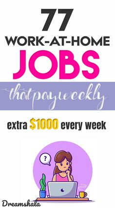 Cash From Home, Online Work From Home, Earn Money From Home, Work From Home Jobs, Make Money Now, Ways To Earn Money, Money Saving Tips, Job Interview Preparation, Work From Home Companies