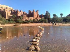 Prenez un billet d'avion pour le Maroc, et envolez vous vers Marrakech. La ville…