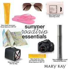 Planning a summer road trip? We've got your beauty essentials!