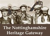 Go to the Nottinghamshire Heritage Gateway website