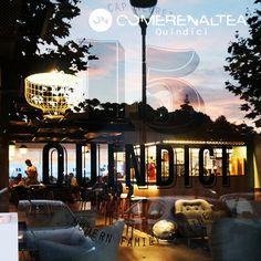 Pizzeria con encanto | Quindici | Cap Negret | #Altea #restaurante #mediterraneo #comer_en_altea #pizzería