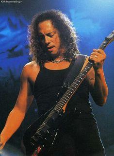 Kirk Hammet- Metallica