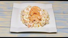 Ensaladilla rusa granadina con lactonesa #ensaladillarusa - http://cryptblizz.com/como-se-hace/ensaladilla-rusa-granadina-con-lactonesa-ensaladillarusa/