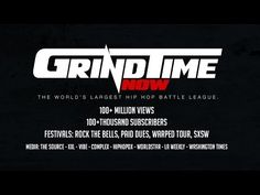 Grind Time Now: Channel Trailer #BattleRap #GrindTimeNow #ThrowBack #GrindTime #SayItAgain - https://fucmedia.com/grind-time-now-channel-trailer-battlerap-grindtimenow-throwback-grindtime-sayitagain/