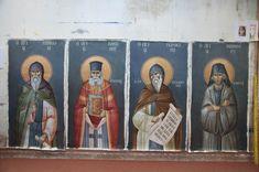 1 post published by iconsalevizakis during January 2018 Church Interior, Byzantine Icons, Orthodox Icons, January 2018, Saints, Greeks, Painting, Interiors, Posts