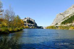 SO15 - La Porte de la Provence est grande ouverte - Sisteron - Alpes de Haute Provence 04