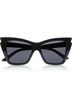 Black acetate  Come in a protective pouch 100% UV protection Made in Italy