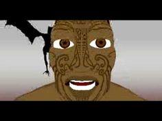 ▶ Hatupatu and Kurangaituku - Maori Legend Animation - YouTube