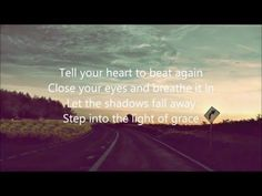 Tell Your Heart To Beat Again (Lyrics) By: Danny Gokey - YouTube. Danny lost his wife in 2009 one year after they were married and one month before he was to be on American Idol. What a beautiful song and awesome testimony!
