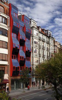 Bilbao Hurtado Amezaga Viviendas - Marcel Breuer + IA+B