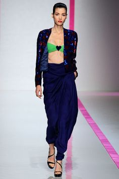 Emanuel Ungaro Spring 2010 Ready-to-Wear Collection