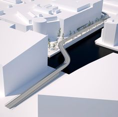 Bicycle Culture by Design: Innovative Elevated Cycle Track in Copenhagen
