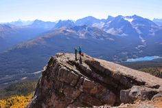 Family Adventures in the Canadian Rockies: Magical Autumn Hiking on the Bow Valley Highline Trail