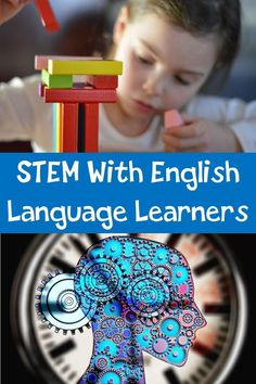 Stem With English Language Learners A World Of Language - Stem With Ells Stem Science Technology Engineering Math Activities Are Highly Engaging For Students This Is Particularly True For English Language Learners A Key Component Is That The Discipli English Language Learners, French Language Learning, Teaching English, Stem Teaching, Spanish Language, Learning Spanish, Dual Language, German Language, Language Arts
