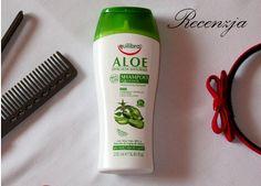 Aloe nawilżający szampon do włosów- Equilibra | Uwolnij swoje piękno