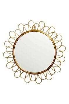Round mirror | H&M