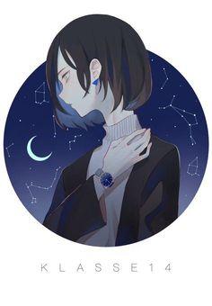 Anime Drawings illustration by kiruta - Anime Wolf, 5 Anime, Fanarts Anime, Anime Guys, Anime Characters, Anime Hair, Art Et Illustration, Character Illustration, Manga Girl