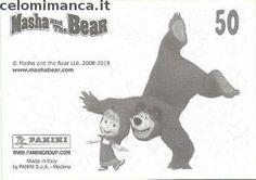 Masha and the bear - Masha e Orso: Retro Figurina n. 50 -