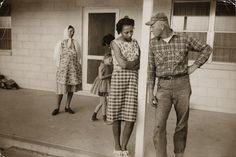 This documentary film tells the dramatic story of Richard and Mildred Loving, an interracial couple living in Virginia in the and their landmark Supreme Court Case, Loving v. Virginia, that changed history. Interracial Marriage, Interracial Love, Interacial Couples, African American History, Native American, American Life, Before Us, Life Magazine, Black And White
