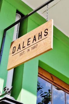 Out of Office: Daleahs