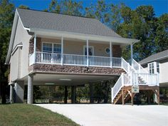 River View Chalet - This is a beautiful 2 bedroom chalet that sleeps 6. Perfect for a family looking to vacation in the Smokies! http://americanmountainrentals.com/cabin-detail/?cid=23