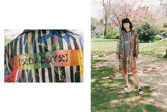 Oyster Originals: Sankuanz Shot By Amanda Jasnowski | Fashion Magazine | News. Fashion. Beauty. Music. | oystermag.com