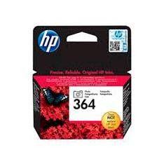 CARTUCHO TINTA HP 364 CB317EE PHOTO NEGRO 3ML B8550/ D5460/ C6380/ C5380