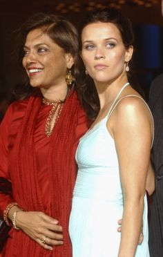 Director Mira Nair and Actress Reese Witherspoon Attend the 61st Venice Film Festival -'Vanity Fair' - Premiere at Palazzo del Cinema in Venice Lido, Italy on (September 5, 2004)