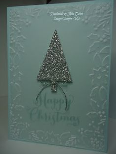 handmade by Julia Quinn  -    Independent Stampin' Up! Demonstrator: Oh What Fun and Berrys and Boughs