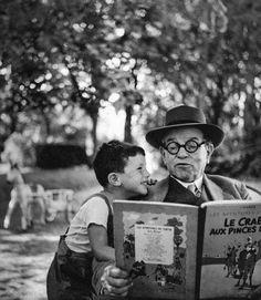 Janine Niépce, Rully, France, 1952.