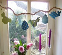 DIY Easter Decoration by Studio Anna Maria Free Template/Pattern/Download/Printable