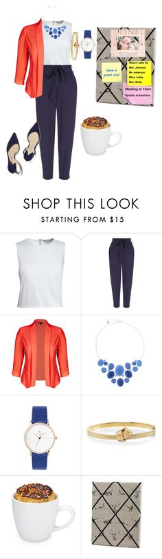 """""""Untitled #171"""" by laylayanahi ❤ liked on Polyvore featuring Canvas by Lands' End, New Look, Paul Andrew, City Chic, Liz Claiborne, Carelle and Grasslands Road"""