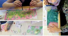 Use Science to Tie Dye {It's a pH Test} - Kids Activities Blog - awesome, and using natural dyes.  Perfect for chemistry!
