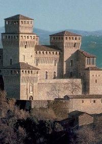 Castello Torrechiara, Langhirano, Parma, Emilia-Romagna