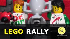 Rally LEGO brickfilm - YouTube Lego City, Stop Motion, Rally, Animation, Make It Yourself, Youtube, Animation Movies, Youtubers, Youtube Movies
