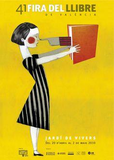 caretel feria del libro de valencia 2011 - Buscar con Google