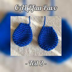 CAL Pavo Teil 2  #crochet #crochetpattern #häkelanleitung #nephihandmade