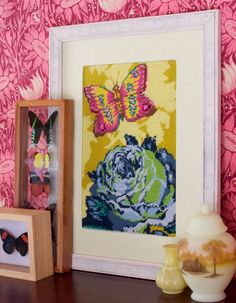 Butterfly Tapestry Kit from Anchor £35.00 - Past Impressions
