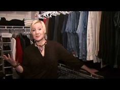 ▶ How to Unclutter Your Life in One Week—Episode 1: Closet Organization on tasra mar TV - YouTube