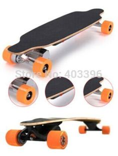 2016 New 1600W Double Motors Samsung Battery Four Wheels Electric Skateboard Hoverboard Longboard Scooter Boosted board