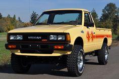 1983 Datsun 720