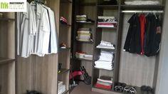 Walk-in closet by MasterKraft Home Interiors Interior Work, Walk In Closet, Interiors, Home Decor, Decoration Home, Room Decor, Walk In Wardrobe Design, Decor, Home Interior Design