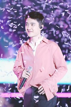 D.O - 161022 2016 Lotte Duty Free Family Festival K-Pop Concert Credit: Dreams Come True. (2016 롯데면세점 패밀리페스티벌 케이팝 콘서트)