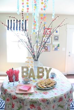 Baby Shower decor?
