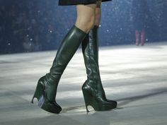 Boots by Christian Dior Pre-Fall 2014