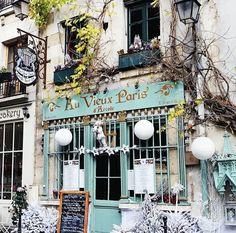 My favorite restaurant in Paris!