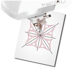 There are a variety of items available to help place your embroidery designs. Check out these pain- and time-saving tools here!
